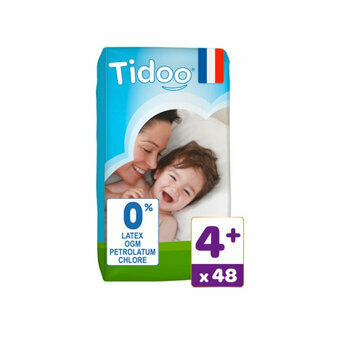 TIDOO 48 Couches T4+ / Large+ (9/20kg)