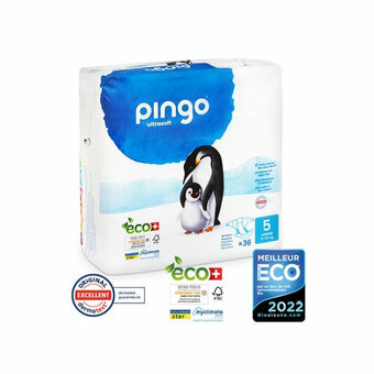Pingo 36 Couches Taille 5 Junior (11-25kg)
