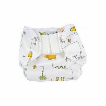 Popolini Sur-couche Jungle Medium 5-10kg