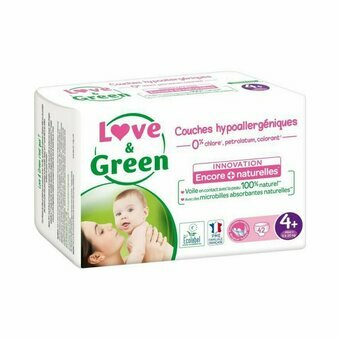 Love & Green 42 couches T4+ 9/20 kg