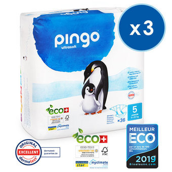 Pingo 3x36 Couches T5 Junior (11-25kg)