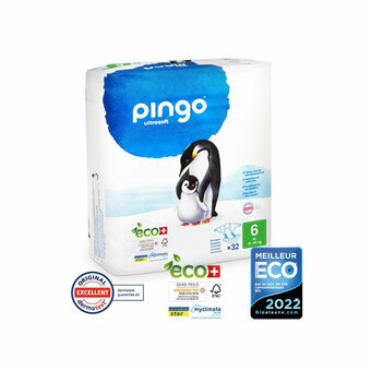 Pingo 32 Couches Taille 6 XL (15-30kg)