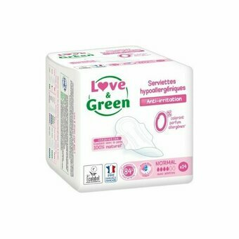 Love & Green - 14 Serviettes normales