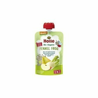 Holle Gourde Poire Pomme Fenouil 6m