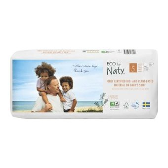 Naty 40 Couches éco Taille 5 - 11/25kg