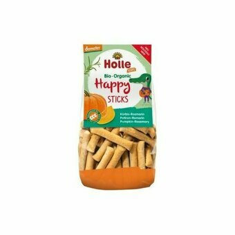 Holle Biscuits Potiron romarin 3 ans