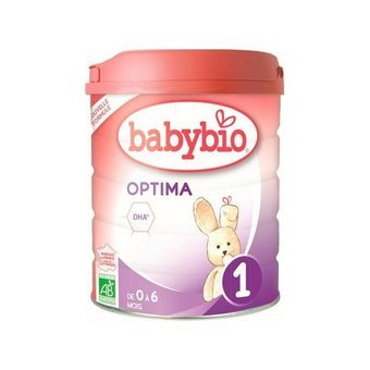 Babybio Optima 1 Lait nourrisson 800g