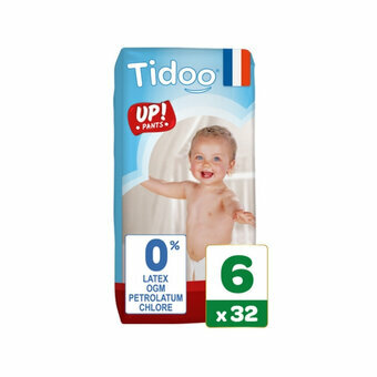 TIDOO 32 Culottes Taille 6  XLarge (16-30kg)