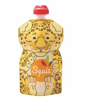 SQUIZ Gourde x 1 jaguar 130ml