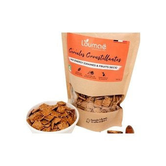 Céréales croustillantes mix energy 350g